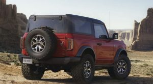 SETTING THE BAR ALWAYS HIGHER: An Overview of the 2021 Ford Bronco