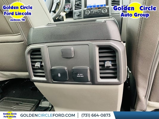 Golden Circle Ford Jackson Tn >> 2020 Ford F-150 XLT FX4 Off-Road Package Jackson TN ...