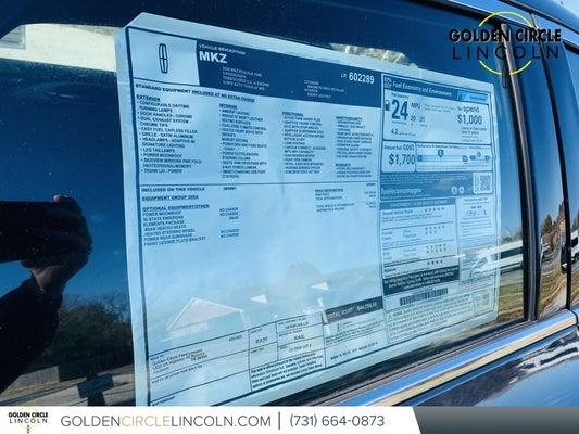 2020 Lincoln Mkz Reserve Jackson Tn Milan Humboldt Dyersburg Tennessee 3ln6l5e94lr602289