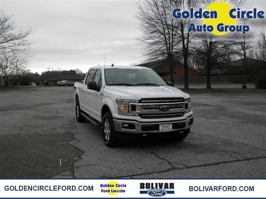 2019 Ford F 150 Xlt In Jackson Tn Golden Circle Lincoln Inc