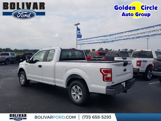 Golden Circle Ford Jackson Tn >> 2020 Ford F-150 XL Chrome Appearance Package Jackson TN ...